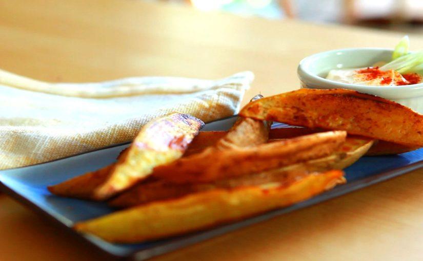 Dessert réunionnais : Cheesecake de patates douces et d'ananas