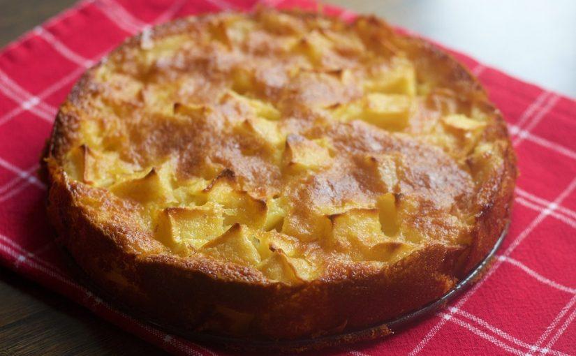 Tarte aux pommes Choupette, façon tarte Tatin